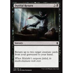 Dutiful Return