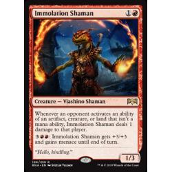 Immolation Shaman