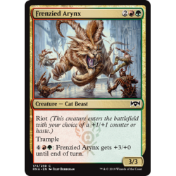 Frenzied Arynx