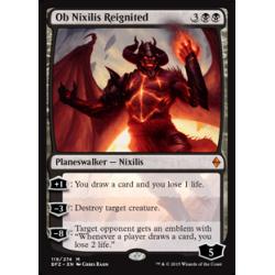 Ob Nixilis della Fiamma Rinnovata