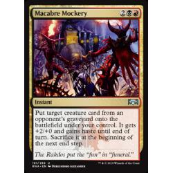 Macabre Mockery