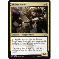 Pitiless Pontiff