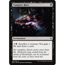 Sacres vampiriques