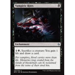 Vampirische Riten