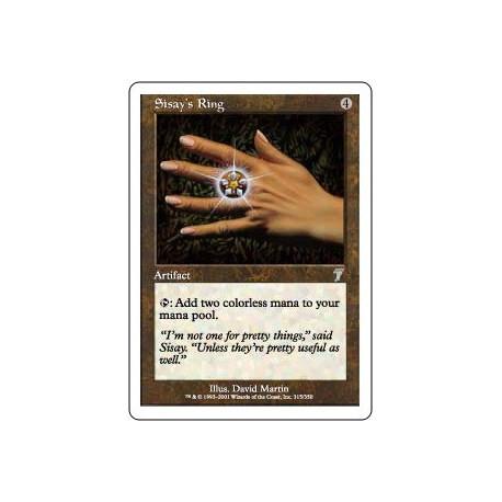 Sisays Ring