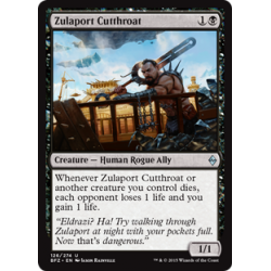 Zulaport Cutthroat