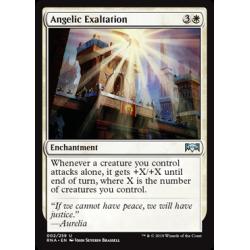 Angelic Exaltation - Foil
