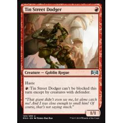 Tin Street Dodger - Foil