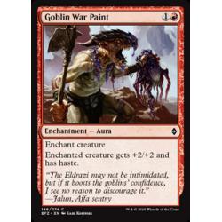 Goblin-Kriegsbemalung