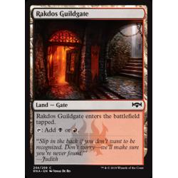 Rakdos Guildgate (Version 2) - Foil