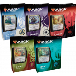 Set Kit di Gilda di Fedeltà di Ravnica (5x Kit)