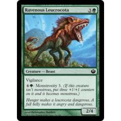 Ravenous Leucrocota