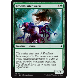 Broodhunter Wurm