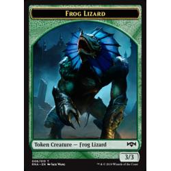 Frog Lizard Token