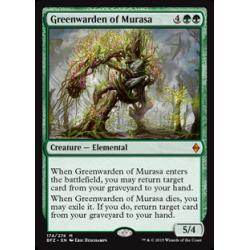 Gardien vert de Murasa