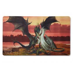 Dragon Shield - Playmat - Valentine Dragons