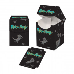 Ultra Pro - Rick and Morty Deck Box - Version 2