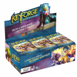 KeyForge - Age of Ascension - Archonten-Deck Display (12x Decks)