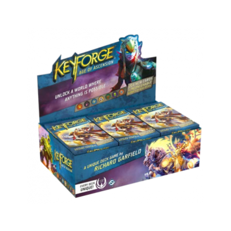 KeyForge - Age of Ascension - Archon Deck Display (12x Decks)