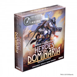 Heroes of Dominaria Board Game - Premium Edition