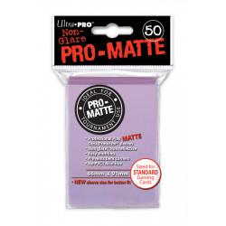 Ultra Pro - Pro-Matte Standard 50 Sleeves - Lilac