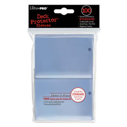 Ultra Pro - Standard 100 Sleeves - Clear