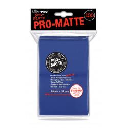 Ultra Pro - Pro-Matte Standard 100 Sleeves - Blue