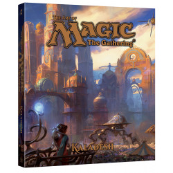 The Art of Magic: The Gathering: Kaladesh