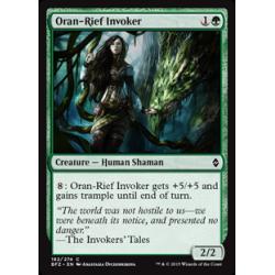 Oran-Rief Invoker