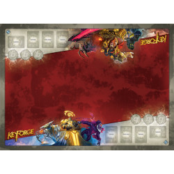 FFG - KeyForge - Architect's Vault Two-Player Playmat