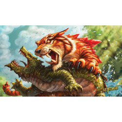 FFG - KeyForge - Mighty Tiger Playmat