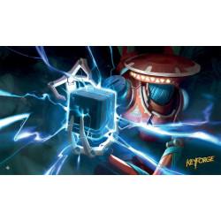 FFG - KeyForge - Positron Bolt Playmat