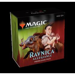 L'allégeance de Ravnica - Pack d'Avant-Première - Gruul