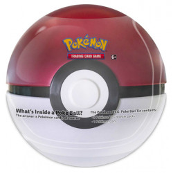Pokemon - Spring 2019 Poké Ball Tin - Poké Ball