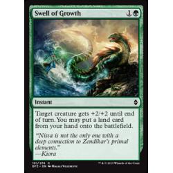 Wachstumsschub