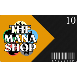 Gutschein The Mana Shop CHF 10.-