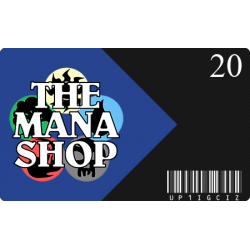 Gift Card The Mana Shop CHF 20.-