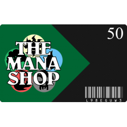 Gift Card The Mana Shop CHF 50.-
