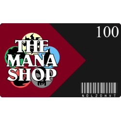 Gift Card The Mana Shop CHF 100.-