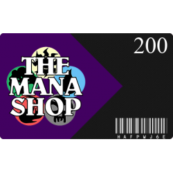 Gutschein The Mana Shop CHF 200.-