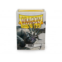 Dragon Shield - Matte 100 Sleeves - Mist 'Dashat'