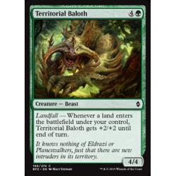 Gebietstreuer Baloth