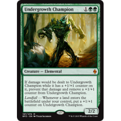Undergrowth Champion