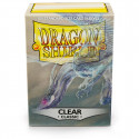 Dragon Shield - Classic 100 Sleeves - Clear 'Spook'