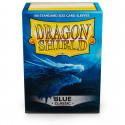 Dragon Shield - Classic 100 Sleeves - Blue 'Drasmorx'
