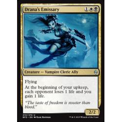 Drana's Emissary