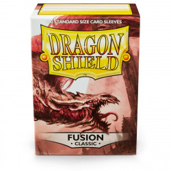 Dragon Shield - Classic 100 Sleeves - Fusion 'Wither'