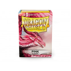 Dragon Shield - Pink Sleeves, 100ct