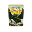 Dragon Shield - Classic 100 Sleeves - Green 'Verdante'