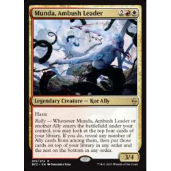 Munda, Ambush Leader